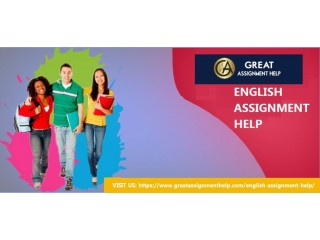 Learn English Fluently with our English Assignment Help in the USA