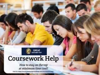 Looking for the Best Coursework Help From Top US Writers