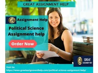 Are You Looking For the Best Political Science Assignment Help From PhD Qualified Writers?