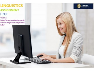 Linguistics Assignment Help Essay writing service with Expert writers