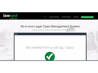 Case Management System For Lawyers