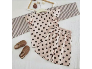 Share: Favorit (9,2RB) SETELAN CANDY POLKADOT ANAK