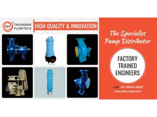 Dewatering Pumps - Submersible Pump Manufacturers - Pump Manufacturers in India