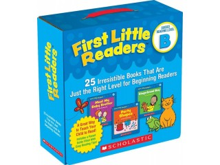 Amazon: First Little Readers Parent Pack ONLY $8.23 (Reg. $20.99)