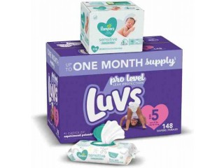 Amazon: Luvs Ultra Leakguards Disposable Baby Diapers Now $31.08 (Reg. $42.98)