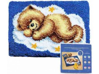 Amazon: Latch Hook Kits Rug Carpet for only $14.99 (Reg: $29.99)
