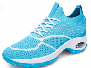 Amazon: Mesh Lace Up Air Cushion Breathable Shoes for only $12.44 to $16.44 (Reg: $32.88)