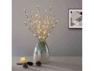 Amazon: 3 Pack Lighted Tree Branches for only $6.72 (Reg: $13.44)