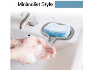 Amazon: 2PCS Silicone Soap Dish with Drain for only $5.39 (Reg: $8.99)