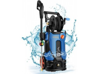 Amazon: 3800PSI Electric High-Pressure Washer 2.8GPM Power for ONLY $143.99 W/Code (Reg. $359.99)