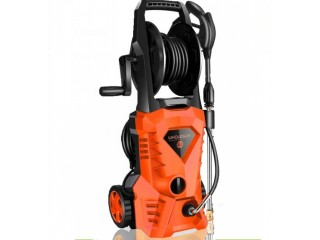 Amazon: 3000PSI Electric Pressure Washer 2.4GPM 1600W Power Washer Just $107.99 (Reg. $269.99)