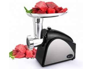 Amazon: Homdox 2000W Electric Meat Grinder for ONLY $56.39 W/Code (Reg. $140.99)