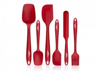 Amazon: 6 Piece Silicone Spatula Set for $9.49 (Reg. Price $15.99) after coupon!