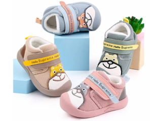 Amazon: Baby Shoes for only $8.99 (Reg: $14.99)