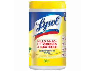Amazon: Lysol Disinfectant Wipes as Low as $4.99 (Reg. $8.90)